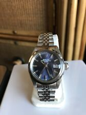 Ladies 1981 Rolex Stainless Steel Oyster Perpetual Date 6916 Watch Just Serviced