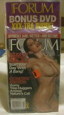 Collectible Penthouse Forum Magazine August 2010 With DVD Included     NEW  eb65