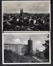112536 2 AK Oppeln Schlesien Kirche Regierung 1930 1938