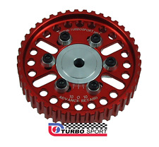Vauxhall C20XE Vernier pulleys red top