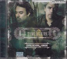 Los Temerarios Evolucion de Amor CD Nuevo Sealed