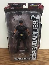 EXPENDABLES 2 Barney Ross BERET VARIANT Sylvester STALLONE Action Figure