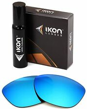 Polarized IKON Replacement Lenses For Ray Ban RB2140 Wayfarer 54MM Ice Blue