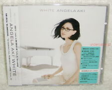 Angela Aki White H.K. Ltd CD+DVD