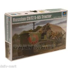 Trumpeter 1/35 05538 Russian ChTZ S-65 Tractor Model Kit
