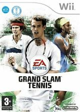 Grand Slam Tennis Wii NEW and Sealed, UK Version