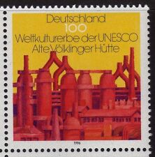 Germany 1996 UNESCO - Volklingen  SG 2730 MNH