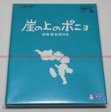 New Gake no Ue no Ponyo on the Cliff by the Sea Blu-ray Japan English Subtitles