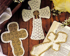 EASTER Quick Cross Bookmarks/CROCHET PATTERN INSTRUCTIONS ONLY