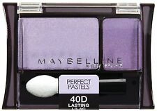 Maybelline Expertwear Eye Shadow DUO - Perfect Pastels - Lasting Lilac 40D