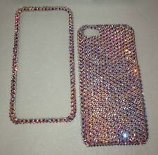 CRYSTAL RARE 100% AB CASE COVER FOR  IPHONE 6s 6 4.7 Made W/ SWAROVSKI ELEMENTS