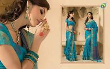 Ethnic Tussar Silk - Tassar Silk - Rich Silk - Kanjeevaram