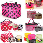 Portable Waterproof Multifunction Cosmetic Bag Travel Package Makeup Bag Case