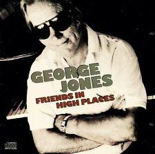 George Jones (w. Special Guests): Friends In High Places - CD (1991)