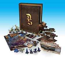 Mantic Games BNIB Dungeon Saga: Dwarf King's Quest (w/ Necromancer) MGDS01