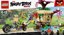 LEGO ANGRY BIRDS MOVIE SET 75823 BIRD ISLAND EGG HEIST BRAND NEW SEALED BOX