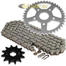 Drive Chain & Sprockets Kit Fits HONDA ATC200X 1983 1984 1985