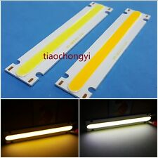 5 20 50W COB LED Square/ Strip Light Lamp Bead Chip diy DC 12/24/36V Long Life