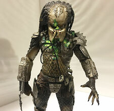DAMAGED JUNGLE HUNTER PREDATOR • EXCLUSIVE NECA PREDATOR THE FINAL BATTLE
