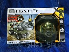 Mega Bloks Halo Micro - Fleet Warthog Attack collectors item