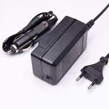 EU Plug Battery Car Charger FOR SAMSUNG SLB-10A WB750 WB700 WB150 PL65 PL50 ES55