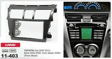 CARAV 11-403 2DIN Car Radio Dash Kit panel TOYOTA Vios, Belta, Yaris Sedan