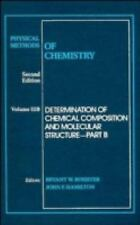 Determination of Chemical Composition and Molecular Structure, Volume 3, Part B,