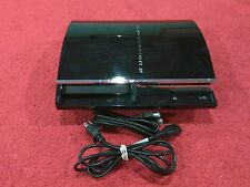 Sony PlayStation 3 PS3 CECHA01 OFW firmware 3.55 SACD and backwards compatible
