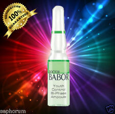 Dr. Babor BOOST CELLULAR YOUTH CONTROL Bi-Phase 14 PK Ampoules X 1ML