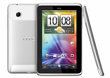 HTC FLYER p512 WHITE SILVER 16gb WIFI ANDROID TABLET Bianco Argento B-Ware