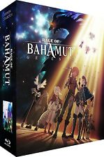 ★ Rage of Bahamut: Genesis ★ Intégrale Collector Limitée [Blu-ray] + DVD