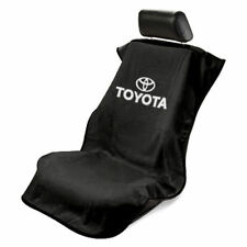 BRAND NEW Universal Seat Armour Toyota Logo Front Seat Cover Towel Camry Corolla