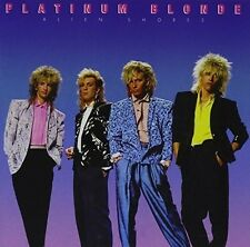 Platinum Blonde - Alien Shores [New CD] Canada - Import