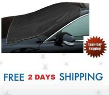 Car Windshield Snow Cover Truck SUV Ice Protector Sun Shield W/Storage Pouch NEW