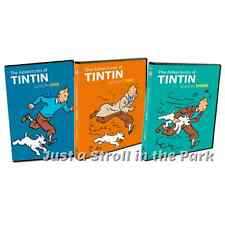 The Adventures of TinTin Complete TV Series Seasons 1 2 3 DVD Box Set(s) NEW