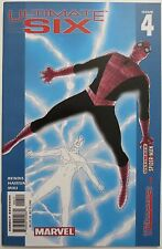 Ultimate Six #4 (Jan 2004, Marvel) Spider-Man Green Goblin Electro (C2678)