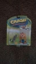 Crash Bandicoot Extreme Snowboard 1999 Action figure New & Sealed