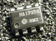 20x HA17358 (=LM358) Dual Operational Amplifier, Hitachi