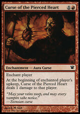4x Maledizione del Cuore Trafitto - Curse of the Pierced Heart MTG Innistrad Eng