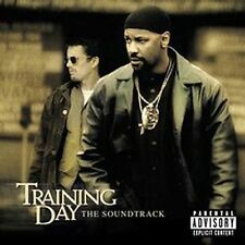 Various Artists: Training Day (Ost) Soundtrack, Explicit Lyrics Audio Cassette