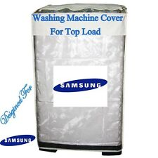 Top Load Washing Machine Waterproof Cover Upto 7 kg For Samsung F-Automatic WM
