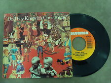 "BAND AID- DO THEY KNOW IT'S CHRISTMAS? / FEED THE WORLD  7"" SINGLE"