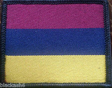 Royal Army Medical Corps RAMC TRF / DZ Patch