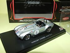 SHELBY COBRA 427 S/C Racing Gris KYOSHO 1:43