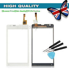 FORSony Xperia Sp M35H C5303 M35I Touch screen White Touch Digitizer Glass+TOOLS