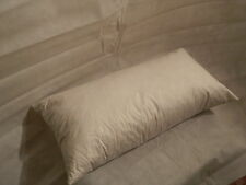 """2PK BOUNCEBACK EXTRA FILLED LARGE PILLOWS 19"""" X 29"""" - 100% DUCK FEATHER FILLED"""