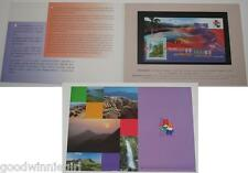 Hong Kong 2001 Stamp Exhibition S/S #3 Persentation Pack`