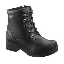 NEW Harley Davidson Elowen Motorcycle Boots 83519 Black Leather Women's 6.5