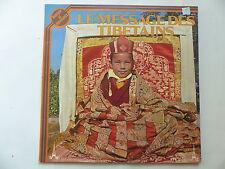 Le message des Tibétains par ARNAUD DESJARDINS   LD 5731