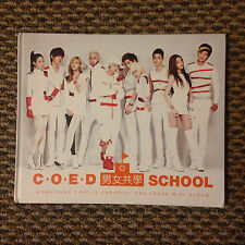 K-pop Coed School  Something that is cheerful and fresh  1st Mini Album